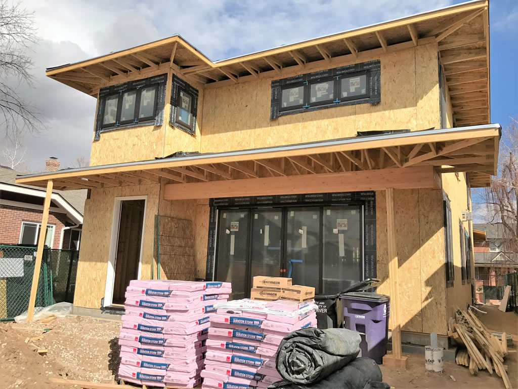 Residential Structural Engineering in Denver